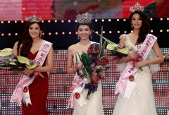 2014韩国小姐选美 22岁大学生夺冠